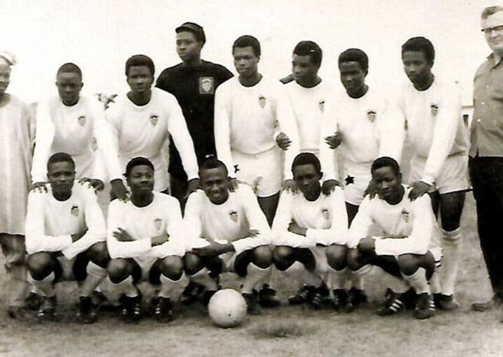 1970 ACA football team