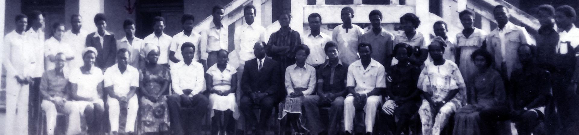 1978 Teachers (curtesy of Bankole Ogungbade)