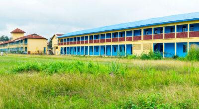 Aquinas College Akure, building Ondo, Nigeria-1.