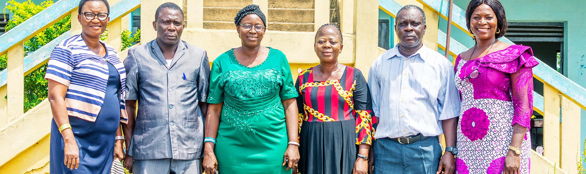 HODs of Aquinas College Akure