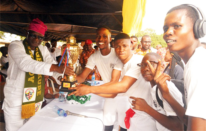 Inter-House Sports Competition-ACA-Principal